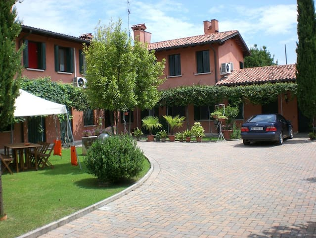 Apartments for tourists DREON - Fossalta di Portogruaro - Leilighet