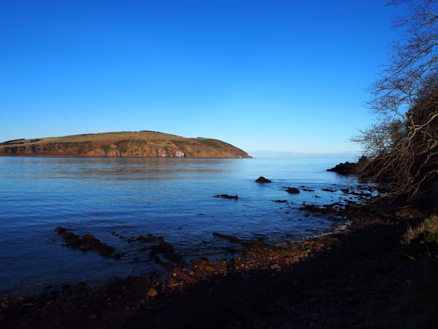 Luxury 5 star Highlands B&B - Cromarty