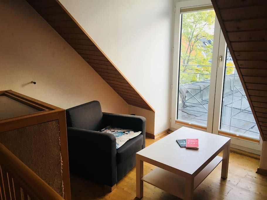 kleine Chill-Ecke/room for chillout