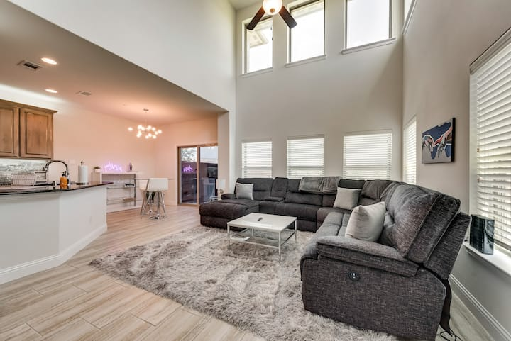 Mckinney Home - Perfect Layout for Business Travel