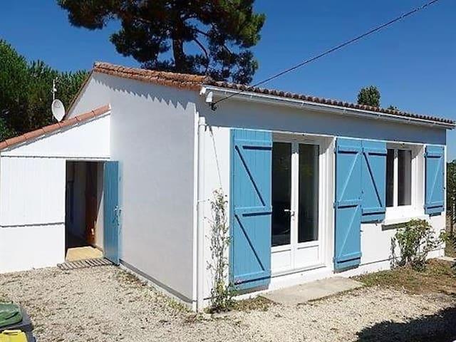Agréable maison à Saint Palais sur mer 500m plage