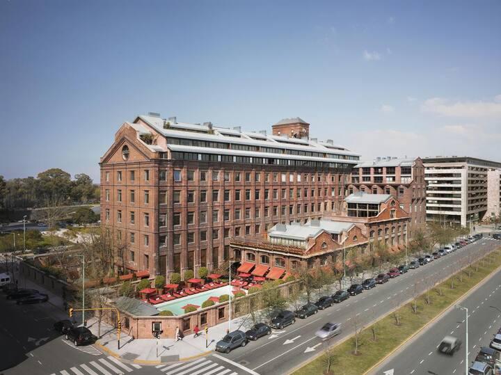 Departamento  Hotel Faena Puerto Madero, Bs As.
