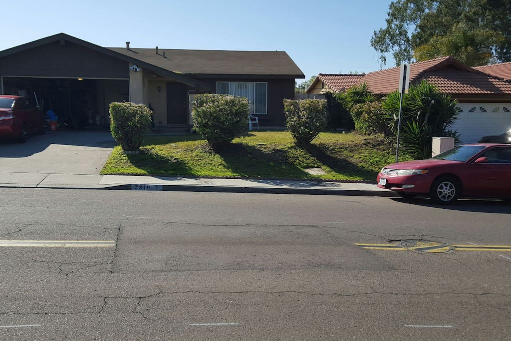 beautiful fun 3 bed 2 bath home houses for rent in san diego