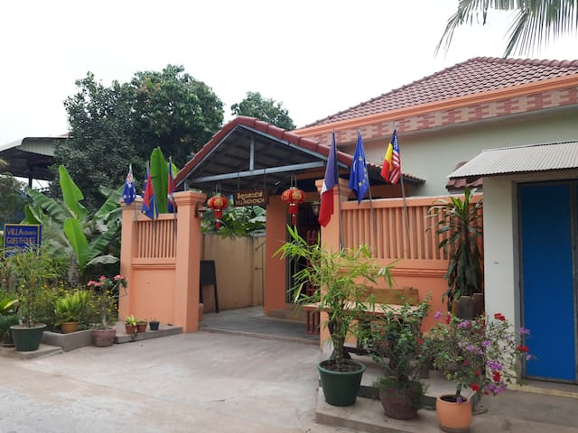 VILLA KOH DACH GUESTHOUSE - Phnom Penh - Pension