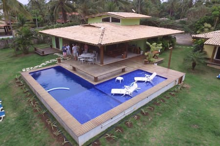 Casa de praia Ilhéus/Itacare - Ilhéus - Casa