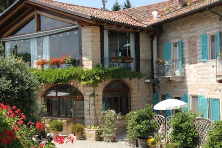 Wonderful Mansion in Ombra with Swimming Pool