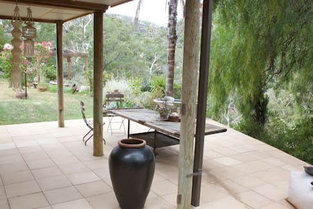 Unique Escape in the Foothills - Adelaide - Cottage