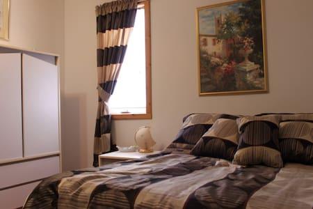 Grande chambre en campagne - Saint-François-du-Lac - Pensione