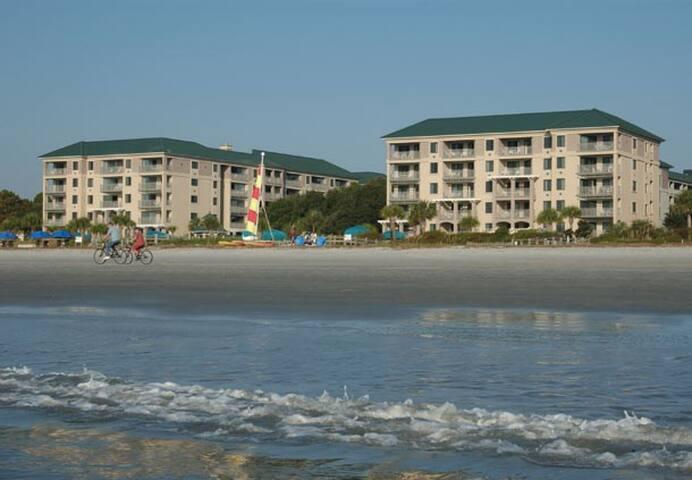 Condo at Barony Beach in Port Royal - Hilton Head Island - Condominium