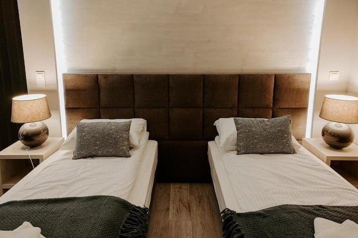 Apartamentowiec InforesPark- pokój dwuosobowy