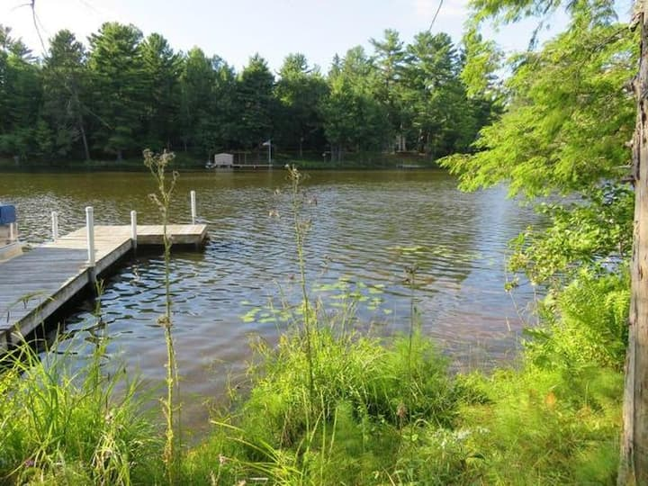 N. Wisconsin Condo 1BD easy to  chain of lakes