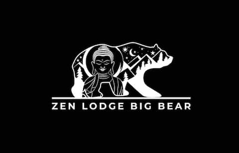 Zen Lodge Big Bear-the only outdoor bathtub🛀 in BB