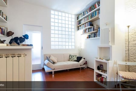 Nice apartment with terrace near S. Giovanni - Roma