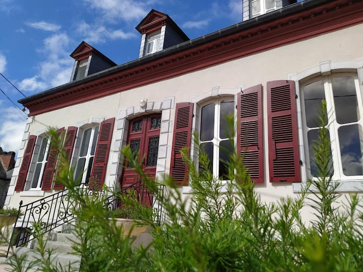 Chambre d'hôtes Gaïnaa - Arudy - Vallée d'Ossau