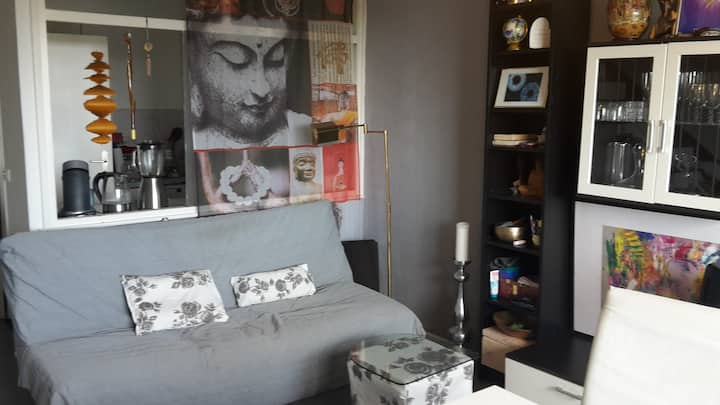 Berlin - Wohlfühlen im  Le Corbusierhaus