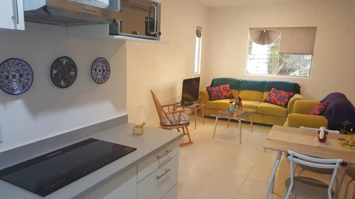 Relax in comfy apartment in the Riviera Maya!