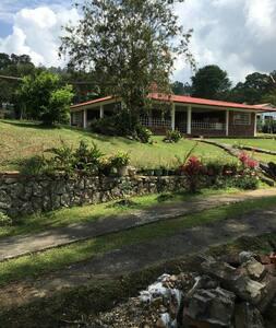 Casa de descanso espectacular vista - Silvania - Haus