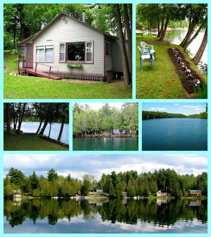 Great Hosmer Rentals Cottage - Craftsbury - Cabin