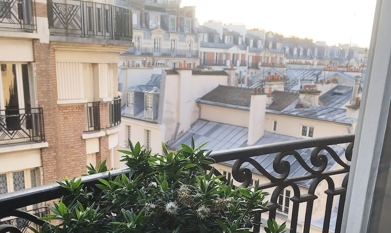 Superb studio in the Latin Quarter, Mobility Lease