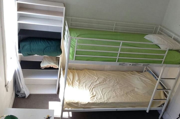 Private (w3) Bunk-Bed room - Åkersberga - Lägenhet