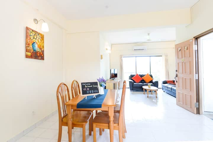 One Bedroom Apartment at Bandar Pelancungan Kijal