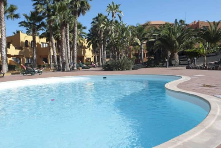 Nice apartments with 3 pools + wifi