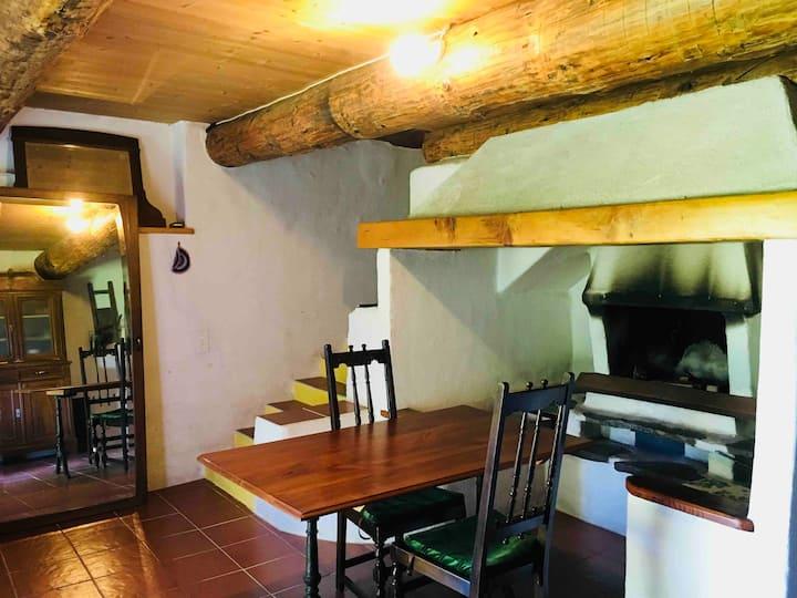 Casa Angela auf der Alpe Soladino mit WC