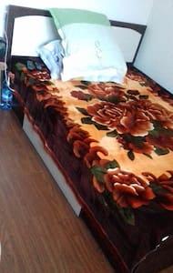 Pufy bedroom