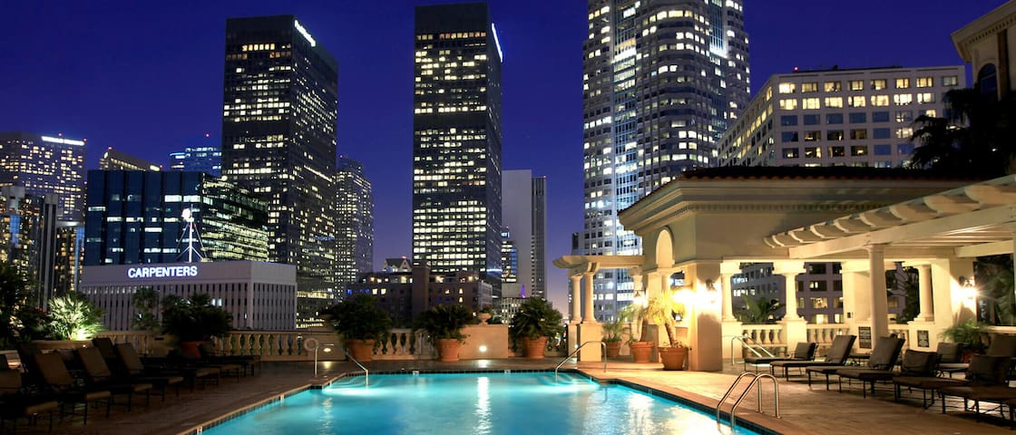 Heart of DTLA, Art Museum, hollywood, Pool and Spa