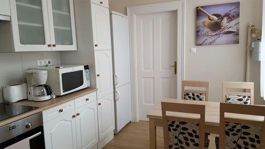 Szecessziós ház,  Babits Mihály is itt lakott.. - Szeged - Apartment