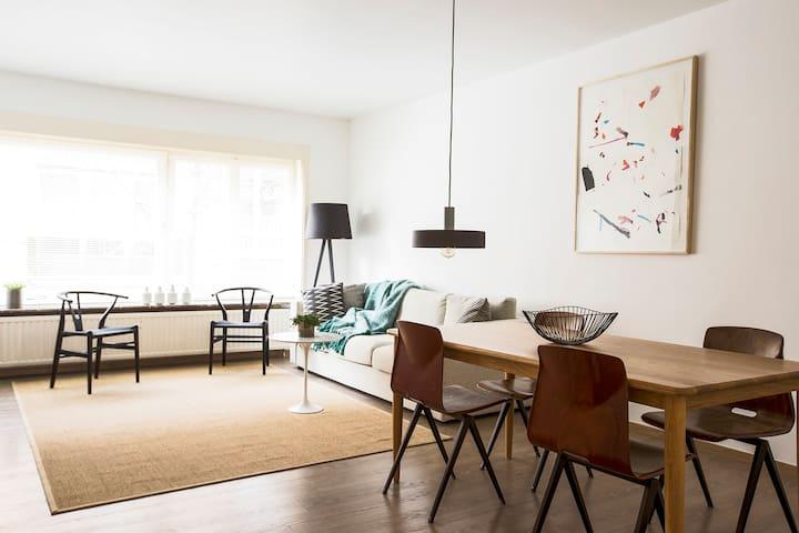 Appartement met groot terras #SaintF_Ostend