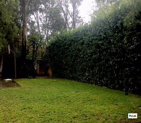 Habitación comfortable en residencial campestre. - San Luis Potosi - Huis