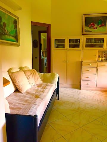 Grazioso appartamento per vacanze estivi - Rovetta - Daire
