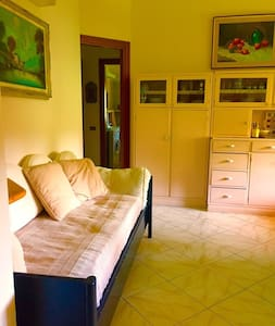 Grazioso appartamento per vacanze estivi - Rovetta - Leilighet