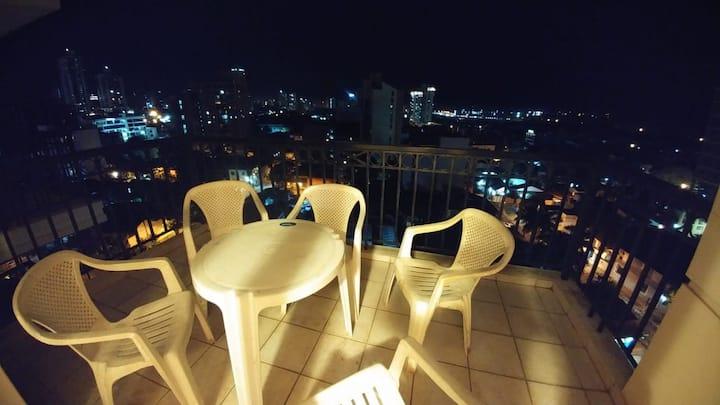 Habitación privada en Edificio y zona privilegiada