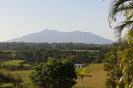Stunning Mount Bartle Frere views. - Germantown - Dům