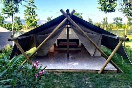 Tuscany Baratti Maxi Lodge Agricamping Tognoni - Stazione di Populonia