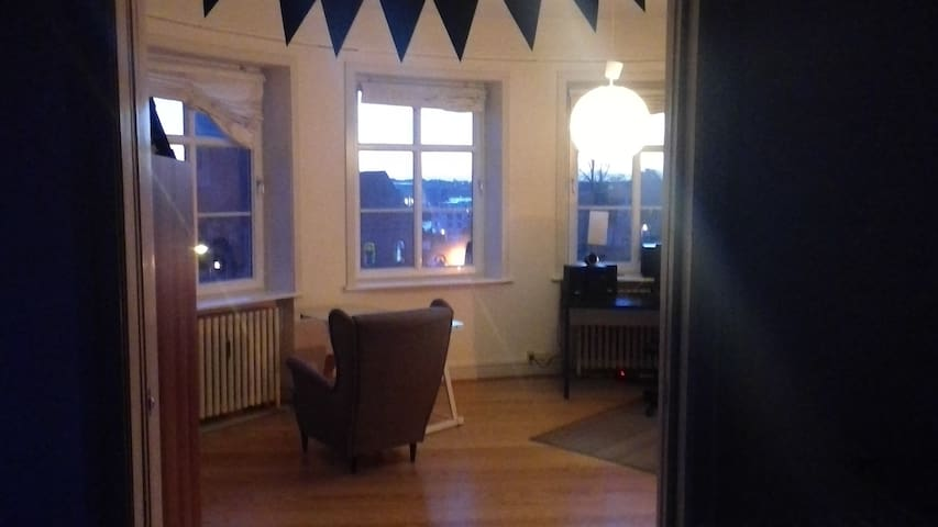 Cosy room with an awesome view in Sonderborg