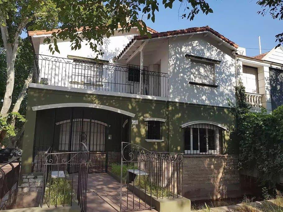 Una preciosa casa en el mejor lugar de Mendoza