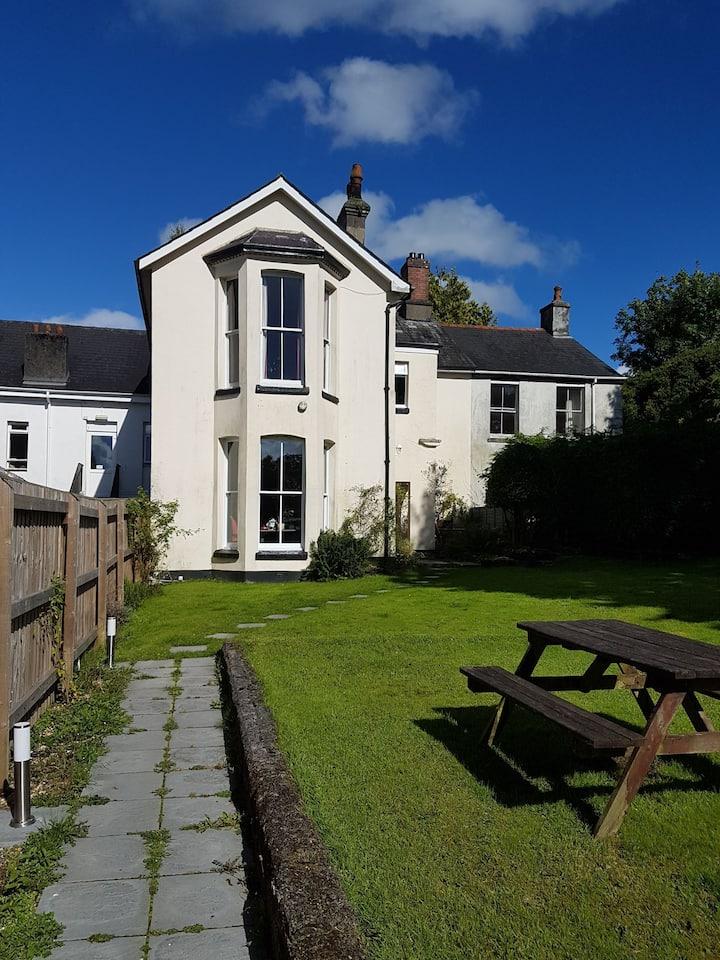 Crelake House, Tavistock.
