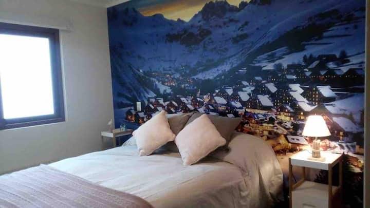 Apartment Valle Nevado, Edificio Licancabur