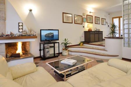 Alghero Porto Conte Holiday House