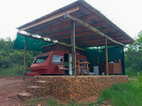 The Caravan at Lalela. a place of listening