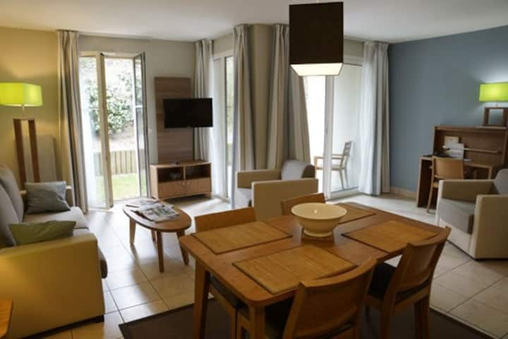 Appartement 2 pièces Sud 40m² dans résidence****