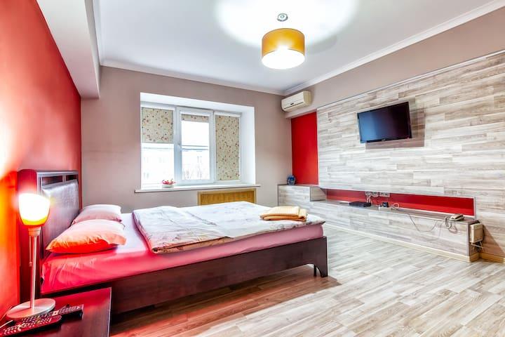 20. Очень уютная квартира в центре Алматы