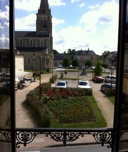 Bel appartement pour 6 personnes - Cœur de village - Tournon-Saint-Martin