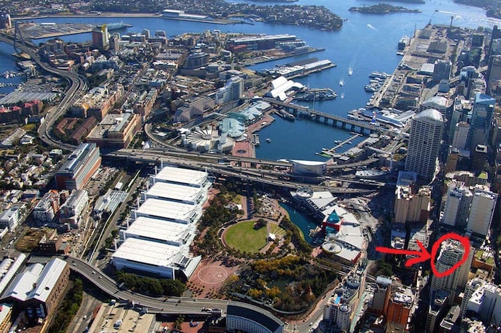 03 Sydney CBD Apartment-Near Darling Harbour&ICC
