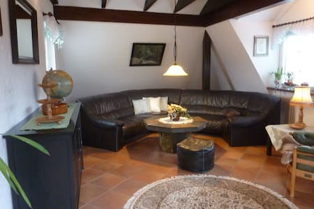 Grosszügige, ruhige Wohnung mit 2 Schlafzimmern - Büdelsdorf