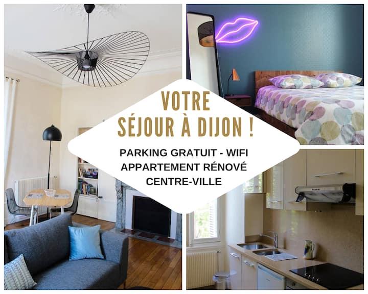 Appartement de Standing au Centre Ville - Parking