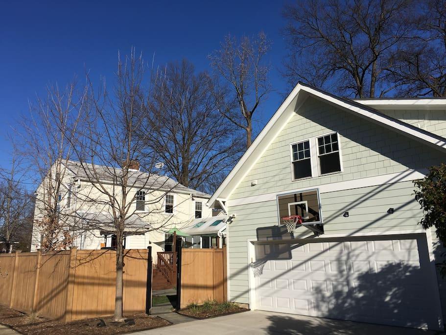 House + Garage Apartment